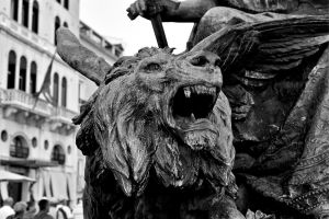 lion statueADHD and Anger