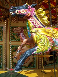 carousel horsesHow To Do The Activities You Dont Like Doing