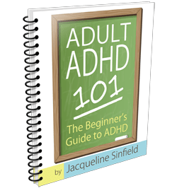Adult ADHD eBook