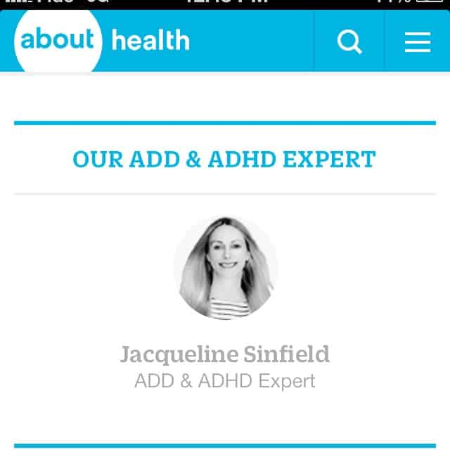 Jacqui on about.com