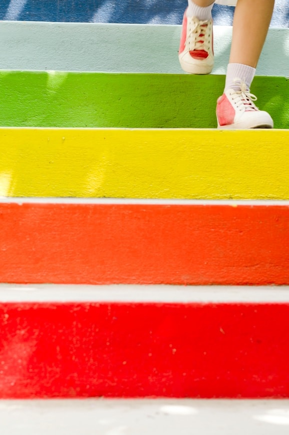 coloredsteps