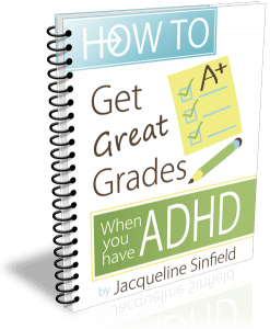 How to Get Great Grades When you Have ADHD