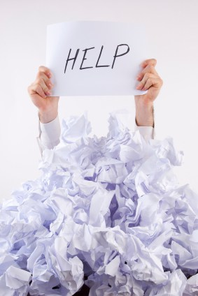Why Going Paperless Helps ADHDers and How To Do It (It is much easier than you think)